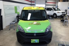 Custom Creative Imprint Vinyl Wrap