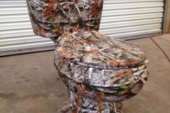 Custom Throne Wrap